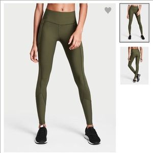 Victoria Secret Sport Olive Leggings